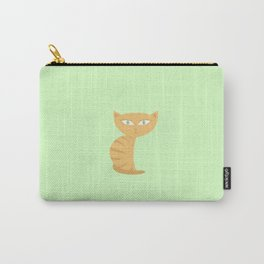 Mysterious Cat Carry-All Pouch