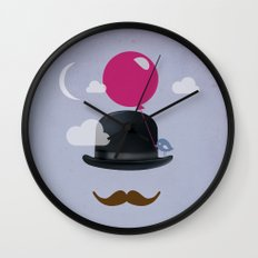 MR. CLOUD Wall Clock