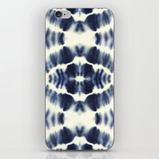 BOHEMIAN INDIGO BLUE iPhone & iPod Skin