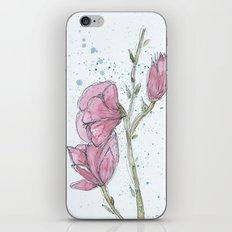 Magnolia #2 iPhone & iPod Skin