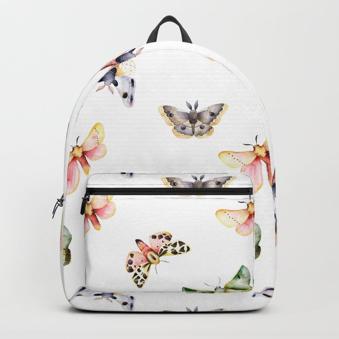 Autumn Moths Backpack