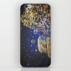 festive greetings ^_^ iPhone & iPod Skin