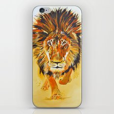 Relentless Pursuit iPhone & iPod Skin