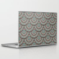 islam Laptop & iPad Skins featuring Endless mandala by Rceeh