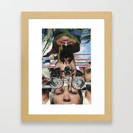 BVB Series - Protest Shells Framed Art Print