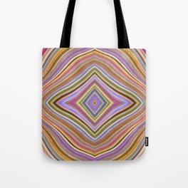 Wild Wavy Lines XXVI Tote Bag