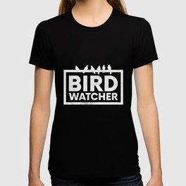 Bird Native Birds Bird Watcher Blackbird Gift T-shirt