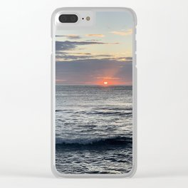Sunrise at Bronte Beach, NSW, Australia Clear iPhone Case