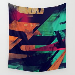 Factory 2025 Wall Tapestry