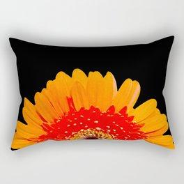 ORANGE GREETING Rectangular Pillow