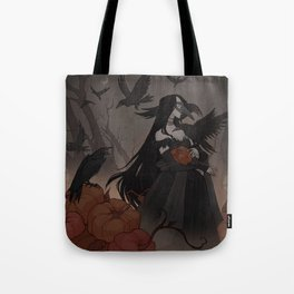 Drawlloween Harvest Time Tote Bag