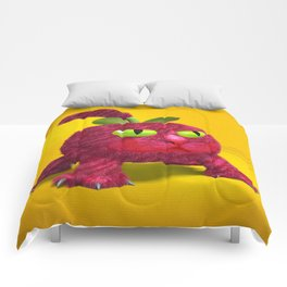Pink Tomate Comforters