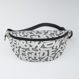 Learn the alfabet Fanny Pack