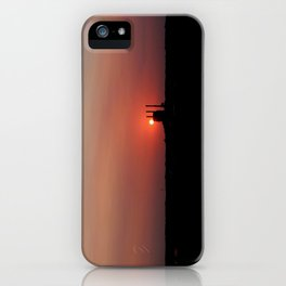 At The End of The Day... iPhone Case