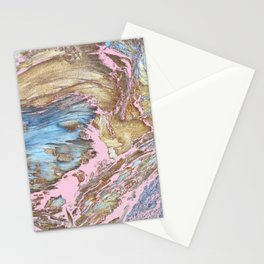 Woody Pink Stationery Cards