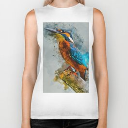 KingFisher Biker Tank
