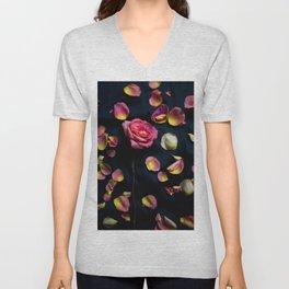rose petals #society6 #decor #buyart Unisex V-Neck