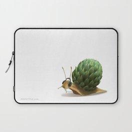 Snail DJ Laptop Sleeve