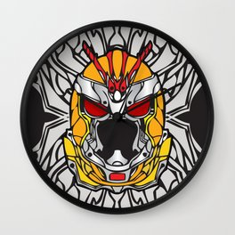 Robo Rider Wall Clock