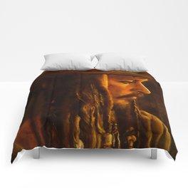 Captain Jack Sparrow Comforters