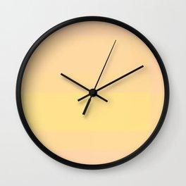 JPEG Compression Quads 3 Wall Clock