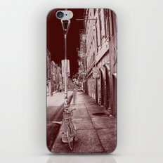 Red and Black New Orleans iPhone & iPod Skin