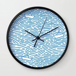 Navigator Wall Clock