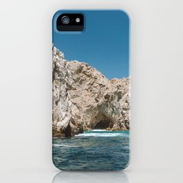 Cabo Cave II iPhone Case