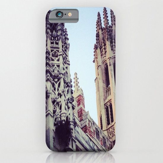 Towers (Yale, CT) iPhone & iPod Case