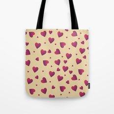 Sweet Heart Tote Bag