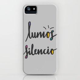 Lumos.  iPhone Case