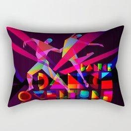 Dance Dance Overture Rectangular Pillow