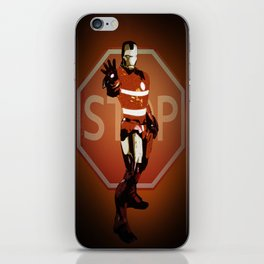 community services iPhone Skin