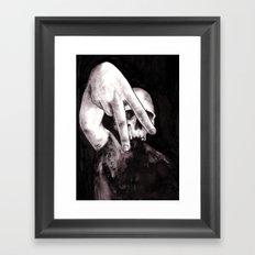 Slash Two! Framed Art Print