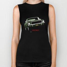 Ford Mustang Fastback GT 1968 from Bullitt Biker Tank