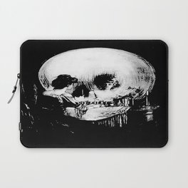 All Is Vanity: Halloween Life, Death, and Existence Laptop Sleeve