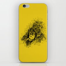 hairstyle of the rich and famous iPhone Skin