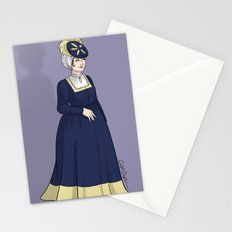 German Woman Stationery Cards