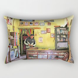 Foto Shop Rectangular Pillow