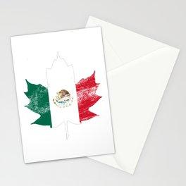 Mexico/Canada Stationery Cards