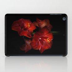 Scarlet Amaryllis iPad Case
