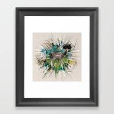 Greenspace Framed Art Print