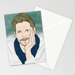 Sean Maguire / Robin Hood (Once Upon A Time) Stationery Cards