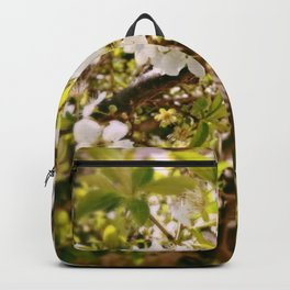 Almond Flowers Backpack