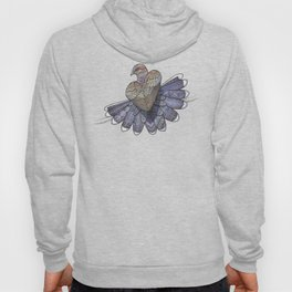 Turtle Dove Hoody