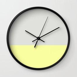 #fff777 Wall Clock