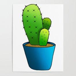 cactus #3 Poster