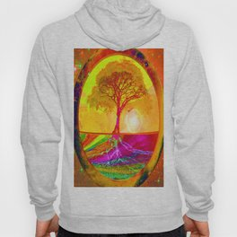 Tree of Life Sunrise Hoody