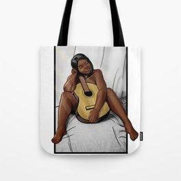 Anza Tote Bag