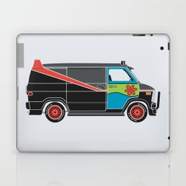 The Mess Up At The Body Shop Laptop & iPad Skin
